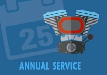 Annual Service