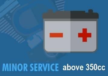 atv mino service 350