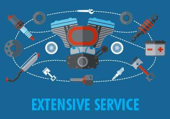 extensive service thumb