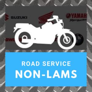 Non-LAMS Road Bike Services